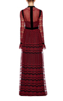Embroidered Tulle Gown by PHILOSOPHY DI LORENZO SERAFINI Now Available on Moda Operandi
