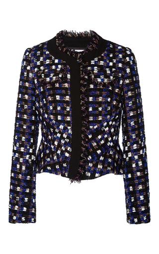 Medium peter pilotto multi tweed jacket