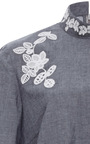 Embroidered Cutout Dress by SUNO Now Available on Moda Operandi