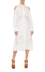 Cutout Shirt Dress by SUNO Now Available on Moda Operandi