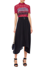 Dita Lace And Silk Top by SALONI Now Available on Moda Operandi