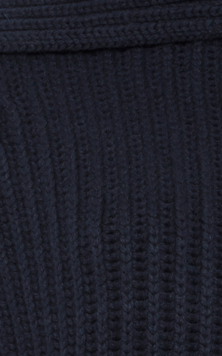Folded Turtleneck Sweater by CARVEN Now Available on Moda Operandi