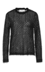 Fantasy Sheer Sweater by CARVEN Now Available on Moda Operandi