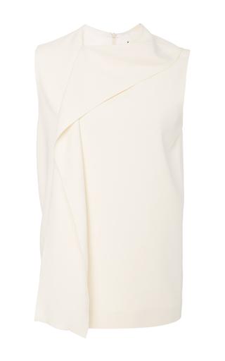 Medium joseph ivory blanche sleeveless top