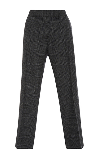 Medium joseph dark grey finley cropped pants