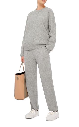 Drawstring Wool Cropped Pants by JOSEPH Now Available on Moda Operandi