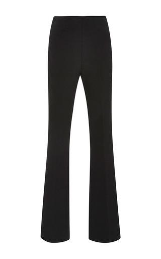 Medium roland mouret black citadel wool trouser