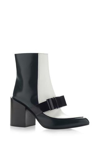 Medium marni multi bi colored boot