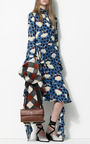 Silk Georgette Pirouette Skirt by MARNI Now Available on Moda Operandi
