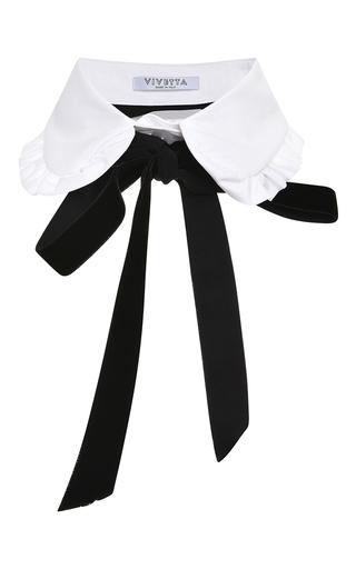 Medium vivetta white white campanula collar