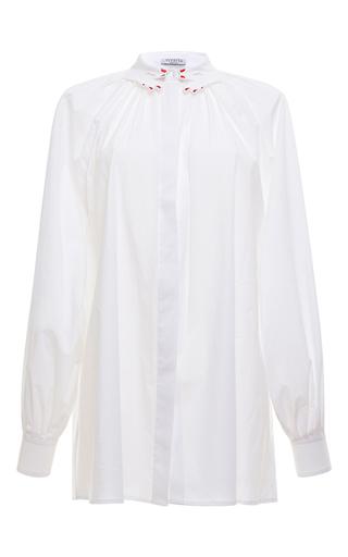 Medium vivetta white ruchetta shirt