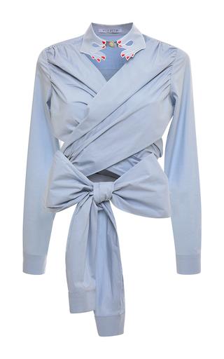 Medium vivetta light blue saetta shirt