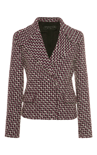 Medium giambattista valli multi wool blazer
