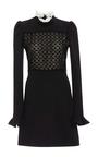 Contrast Panel Dress by GIAMBATTISTA VALLI Now Available on Moda Operandi