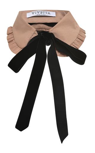 Medium vivetta tan make up campanula collar