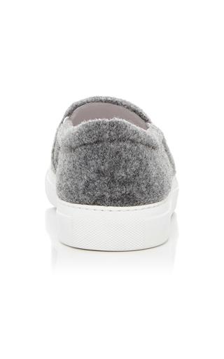 New York Felt Sneakers by JOSHUA SANDERS Now Available on Moda Operandi