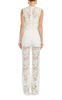 Sheer Lace Trousers by DOLCE & GABBANA Now Available on Moda Operandi