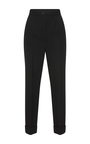 Cropped Wool Trousers by DOLCE & GABBANA Now Available on Moda Operandi