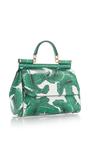 Dauphine Medium Palm Bag  by DOLCE & GABBANA Now Available on Moda Operandi