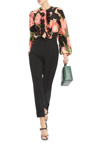 Lizard Skin Mini Bag by DOLCE & GABBANA Now Available on Moda Operandi