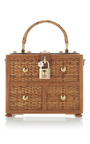 Wicker Box Bag by DOLCE & GABBANA Now Available on Moda Operandi