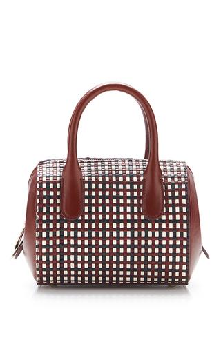 Medium nina ricci multi youkali embroidered small shoulder bag