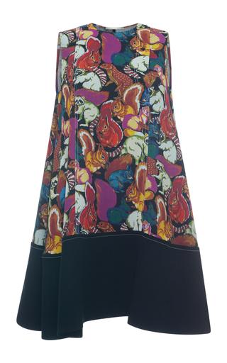 Medium marco de vincenzo multi mini trapeze dress