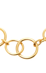 Old Gold Metal Necklace by MARNI Now Available on Moda Operandi