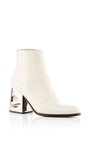 Circle Heeled Ankle Boots by MARNI Now Available on Moda Operandi