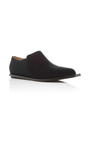 Double Heavy Felt Moccassins by MARNI Now Available on Moda Operandi