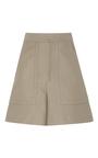 Satie High Waist Shorts by ISABEL MARANT Now Available on Moda Operandi