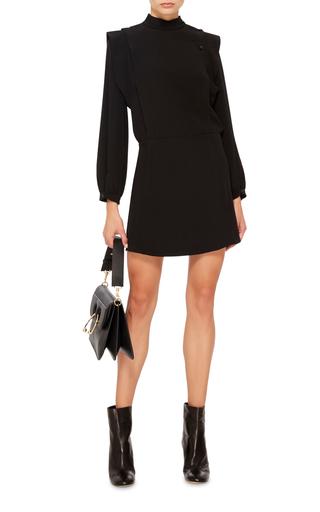 Bremen Long Sleeve Mini Dress by ISABEL MARANT Now Available on Moda Operandi