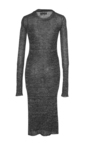 Dakota Midi Dress by ISABEL MARANT Now Available on Moda Operandi
