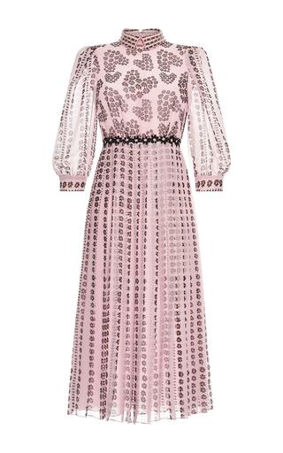Medium giamba print floral printed dress