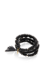 Beaded Tassel Bracelet by ISABEL MARANT Now Available on Moda Operandi
