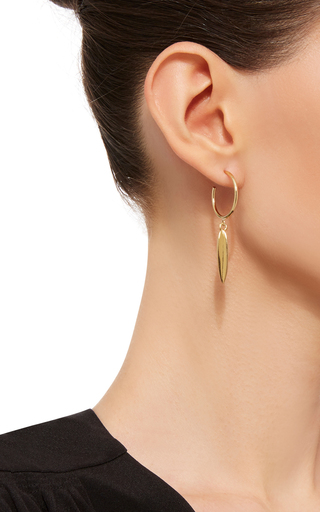 Hoop Drop Earrings by ISABEL MARANT Now Available on Moda Operandi