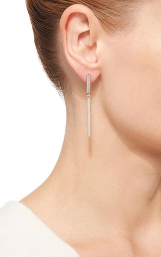 Long Bar Drop Earrings by ISABEL MARANT Now Available on Moda Operandi