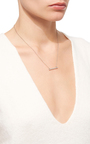 Long Bar Necklace by ISABEL MARANT Now Available on Moda Operandi