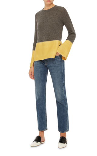 Two Tone Sweater by MARNI Now Available on Moda Operandi