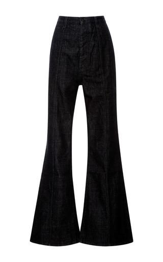 Medium marni navy straight legged jeans