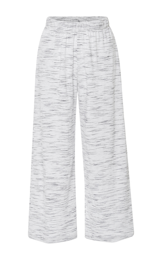 Athens Cropped Marble Pants by PRISM Now Available on Moda Operandi