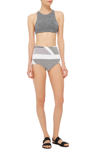 Benirras Crossback Bikini Top by PRISM Now Available on Moda Operandi