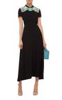 Magnolia Floral Midi Dress by VIVETTA Now Available on Moda Operandi