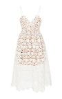 Azalea Lace Sweetheart Dress by SELF PORTRAIT Now Available on Moda Operandi