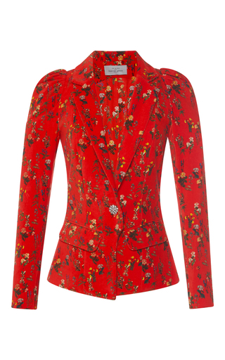 Medium preen red noa jacket