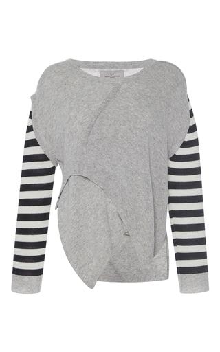 Medium preen light grey amity jumper