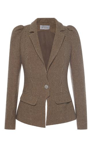 Medium preen brown charles jacket