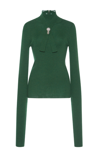Medium preen green green avaline jumper