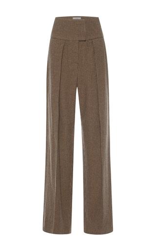 Medium preen brown austin trouser