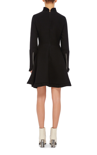 Ruffle Trimmed Skater Dress by J.W. ANDERSON Now Available on Moda Operandi